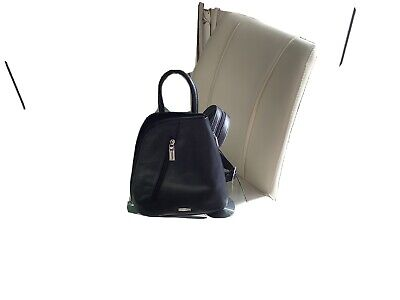Small Leather Rucksack Bag • 5£