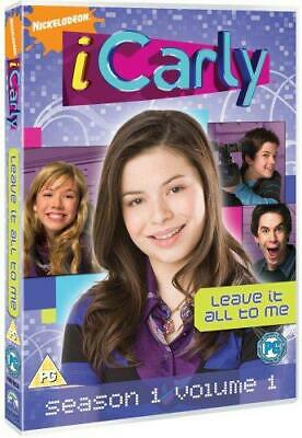 ICarly Season 1 Volume 1 [DVD], Good DVD, Jerry Trainor, Nathan Kress, Jennette  • 4.78£