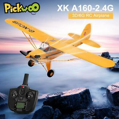 Wltoys XK A160 3D/6G Wing Remote Control Aircraft RC Airplane Plane Model Toys • 69.50£