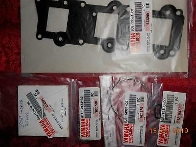 AU33 • Buy Yamaha Outboard 30 Hp 2 Stroke Motor Gaskets 8 NEW In Packets + S/H Ring Set