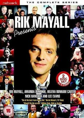 Rik Mayall Presents: The Complete Series [DVD], Good DVD, Amanda Donohoe, Malcol • 7.82£