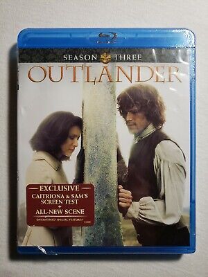 AU26.08 • Buy Outlander Season 3 [Blu-ray] Brand New Free S&H