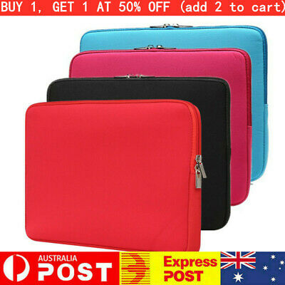 AU14.42 • Buy Laptop Sleeve Case Notebook Cover For MacBook Air Pro Lenovo HP Dell Asus AU