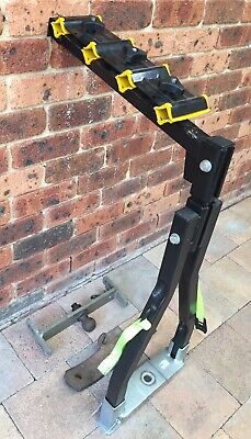 AU40 • Buy Stanfred  Twin Pole 4 Bike Carrier With 2 Tow Bar & 1 Tow Ball