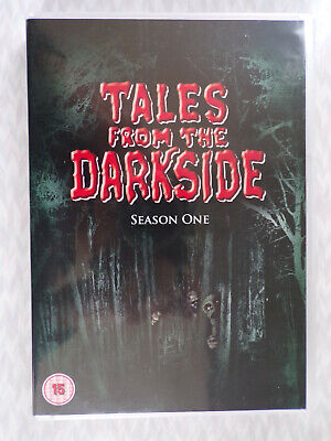 Tales From The Darkside Dvd Season One 4 Discs • 6.99£