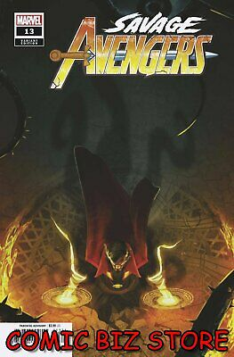 Savage Avengers #13 (2020) 1st Printing Marvel Comics Boss Logic Variant • 3.65£