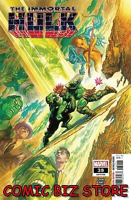 Immortal Hulk #39 (2020) 1st Printing Bagged & Boarded Marvel Comics  • 3.65£