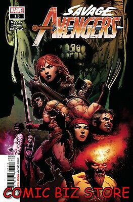 Savage Avengers #13 (2020) 1st Printing Bagged & Boarded Marvel Comics • 3.65£