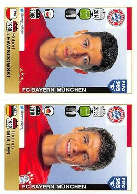 AU5.15 • Buy 2015-16 Panini FIFA 365 Stickers - Pick A Card - Cards 401-856