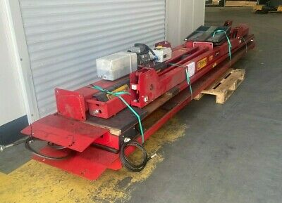 Sice PQC 40 WCT Wheel Alignment 4 Post Lift / Ramp - 4000KG 4 Tonne • 1,200£