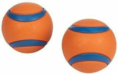 £9.65 • Buy Chuckit! 17001 Ultra Ball Dog Fetch Toy - 2 Pieces