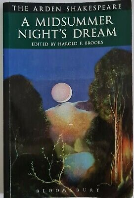 A Midsummer Nights Dream By William Shakespeare (Paperback, 1979) • 2.99£