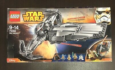 AU81 • Buy Lego 75096 Unopened Set - Star Wars Sith Infiltrator - New In Box