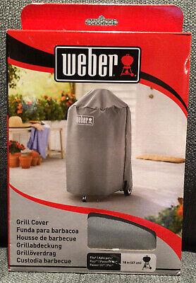 $ CDN22.55 • Buy New Weber Charcoal Grill Cover Water Resistant 18 Inch