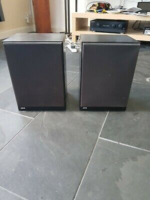 Jpw Sonata 2 Way Compact Bookshelf Speakers • 30£