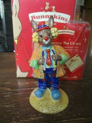 Royal Doulton Bunnykins Clarence The Clown Db332 Bnib • 19.99£