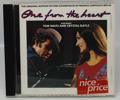 Crystal Gayle - One From The Heart [Remastered] (1990) • 2.99£