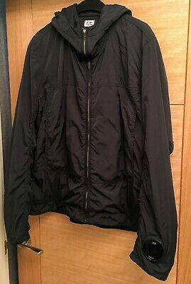 100% Genuine  CP Company Arm Goggle Hooded Jacket Size 52 (XL) • 35£