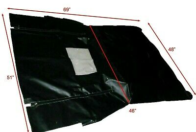 AU175 • Buy Soft Top Half Hood Cover Suzuki Samurai SJ413 SJ410 Gypsy