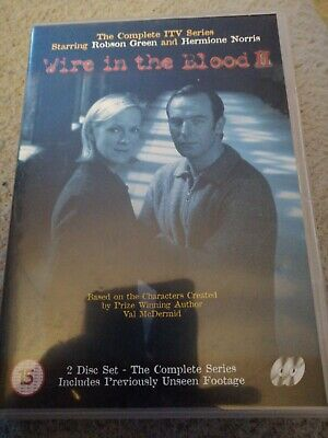 Wire In The Blood - Series 2 (DVD, 2004, 2-Disc Set) • 0.99£