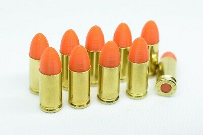 AU17.86 • Buy 9mm Brass Snap Caps Dummy Rounds Safety Firearms Training 9x19