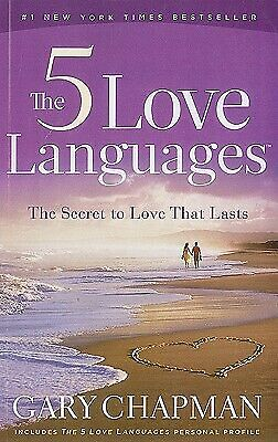 AU30.79 • Buy The 5 Love Languages: The Secret To Love That Lasts By Chapman, G 9781594153518