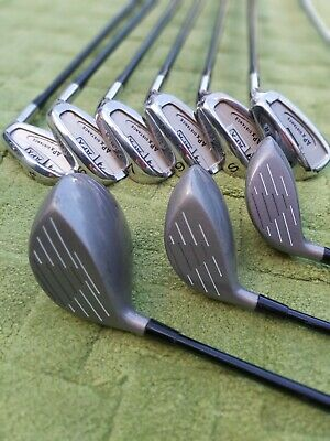 AU249 • Buy Palmer APX Golf Clubs Impress Quest High Modular Graphite With 3 Head Covers