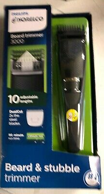 AU32.18 • Buy Philips Norelco Beard & Stubble Trimmer 3000
