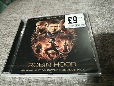 Robin Hood Motion Picture Soundtrack Brand New Cd  • 3.99£