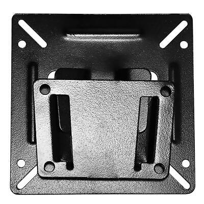 #QZO N2 Universal TV Bracket Fixed LCD Monitor Holder For 12-24 Inch Flat Screen • 5.33£