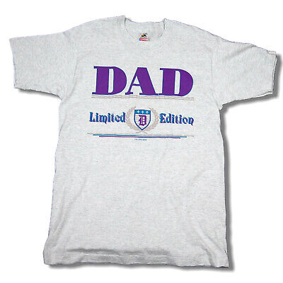 $ CDN32.88 • Buy Vintage DAD Limited Edition T-Shirt Made In USA Single Stitch Large FOTL