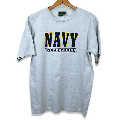 $ CDN32.89 • Buy 90s Vintage United States Navy Volleyball T-Shirt Size Large