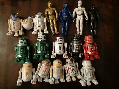 $ CDN8.69 • Buy Star Wars Vintage Collection - Droid LOT Of 9 Action Figure