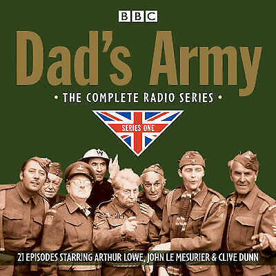 £22.30 • Buy Dads Army The Complete Radio Series One 1, Jimmy Perry,  CD