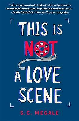 This Is Not A Love Scene, Megale, S. C. • 10.98£