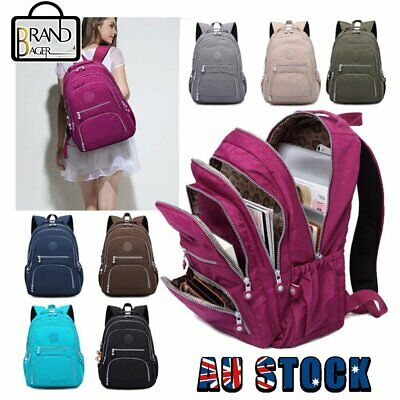 AU28.59 • Buy TEGAOTE Girls Backpack School Bag Unisex Multiple Pockets Student Teenage Laptop