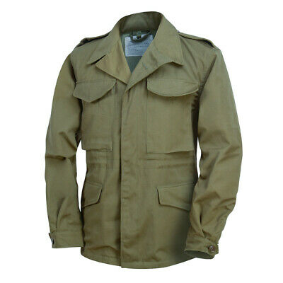 $92.13 • Buy WW2 US Military M43 Field Jacket WWII U.S. ARMY M1943 Tactics Coat Reproduction