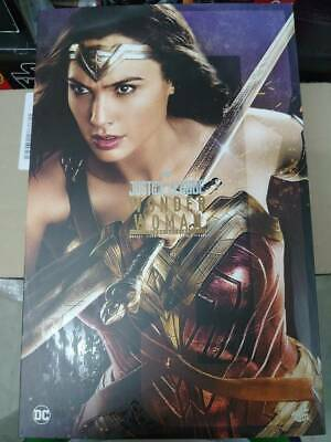 AU55 • Buy Hot Toys SIDESHOW Wonder Woman Justice League Deluxe Version MMS451