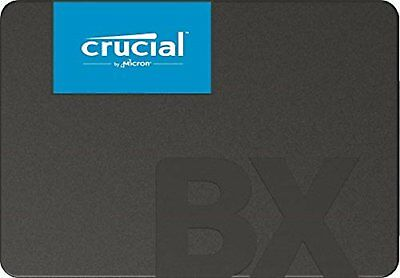 AU84.55 • Buy Crucial SSD 480 GB BX500 540MB/s Read 500MB/s Write Solid State Drive  AU A