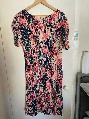AU35 • Buy ASOS | Multicolourded Midi Dress | Size 18