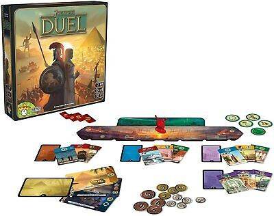 AU29.50 • Buy 7 Wonders Party Card Game- Duel Board Game, Multi-colored