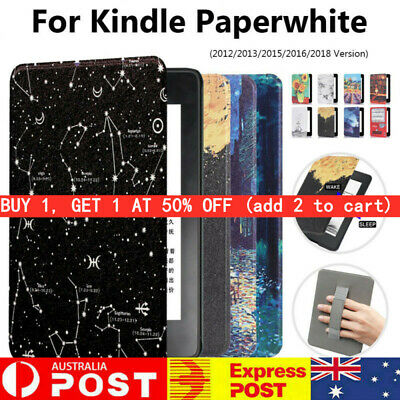 AU14.99 • Buy PU Leather Smart Case Magnetic Cover For Amazon Kindle Paperwhite 1/2/3/4 AU