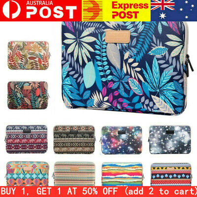 AU20.53 • Buy 11~15.6'' Laptop Bag Sleeve Case Notebook Cover For MacBook HP Dell Lenovo AU