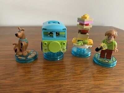 AU29 • Buy LEGO DIMENSIONS SCOOBY DOO! Team Pack 71206