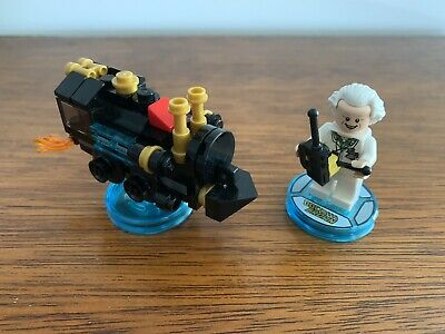 AU20 • Buy LEGO Dimensions Doc Brown Back To The Future FUN Pack 71230