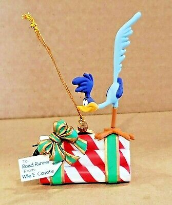 Vintage Road Runner Collectible Ornament Looney Tunes WB Roadrunner Mopar Beep!! • 14.62£