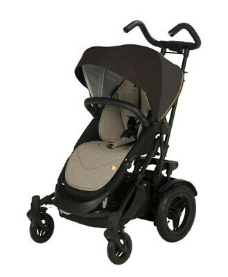 MICRALITE Two Fold Pushchair RRP £675 BRAND NEW CARBON • 254£
