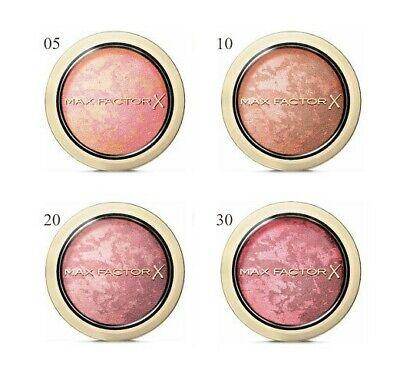 Max Factor Pastell Creme Puff Compact Blush  --Choose Your Shade--- • 5.99£