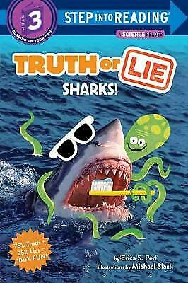 £9.41 • Buy Truth Or Lie Sharks Step Into Reading, Erica S. Perl,  Hardback