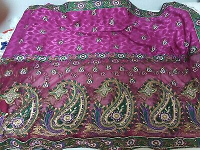 Indian/Pakistani Bollywood Party Wear Designer Saree Sari  • 14.99£